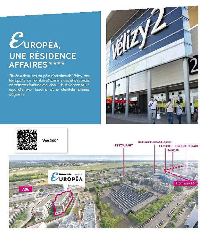 Vente immeuble Velizy villacoublay  - Photo 12