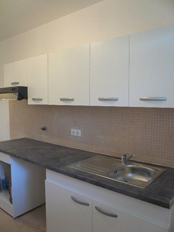 Rental apartment Nice 650€ CC - Picture 3