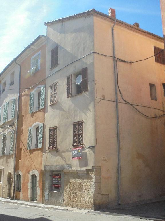 Alquiler  apartamento Lorgues 280€ CC - Fotografía 1