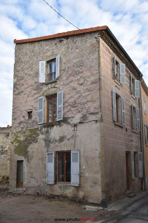 Vente maison / villa Plauzat 98100€ - Photo 1