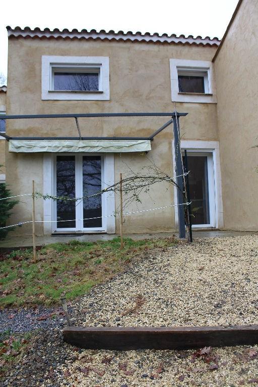 Rental apartment Eugenie les bains 550€ CC - Picture 1