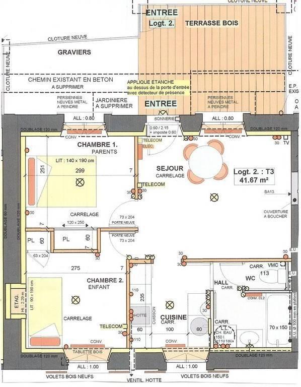 Location appartement Meylan 648€ CC - Photo 2