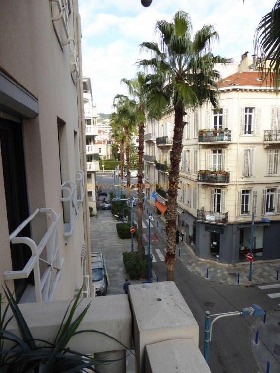 Vendita nell' vitalizio di vita appartamento Cannes 110000€ - Fotografia 6