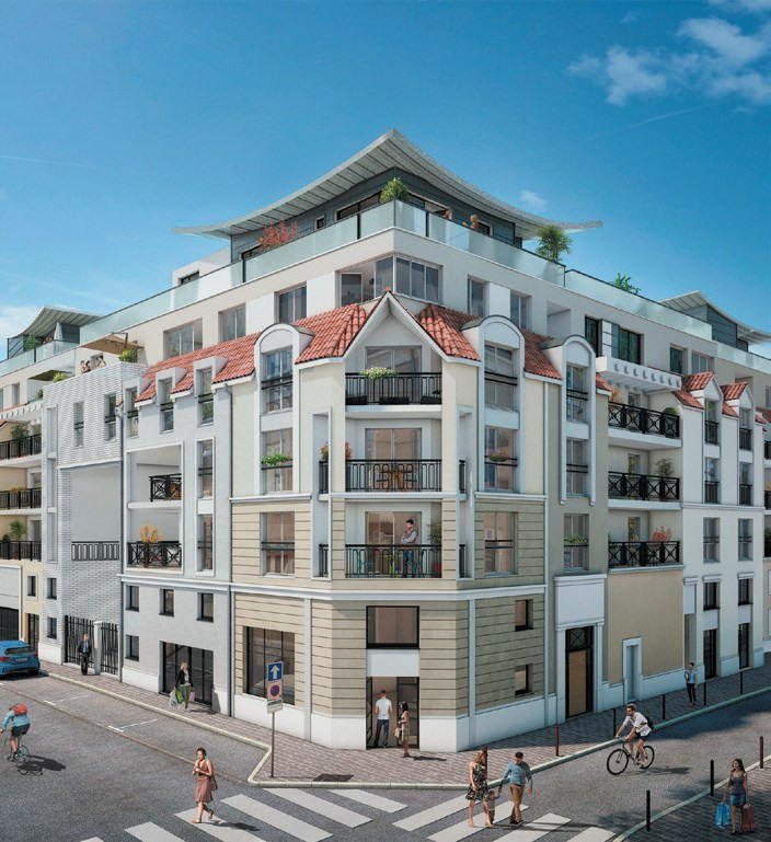 Vendita nuove costruzione Lagny-sur-marne  - Fotografia 3