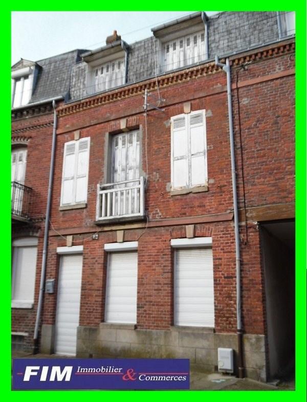 Vente maison / villa Mers les bains 100000€ - Photo 1