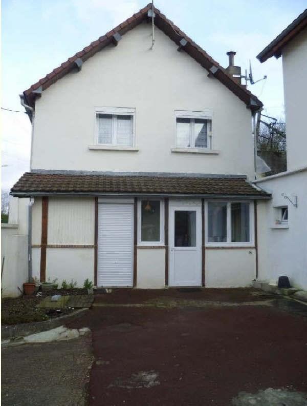 Vente maison / villa Haravilliers pr... 122000€ - Photo 1