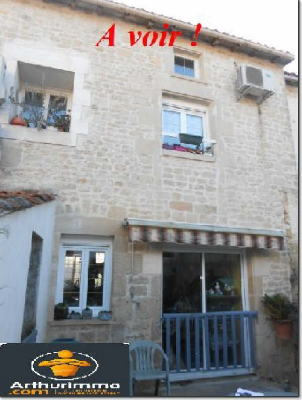 Sale house / villa Aulnay 92000€ - Picture 1