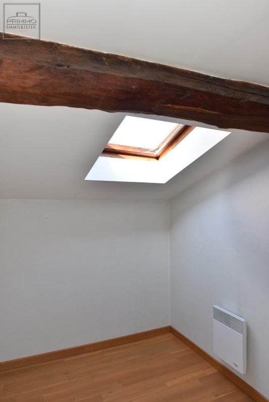 Vente maison / villa Marcilly d'azergues 315000€ - Photo 4