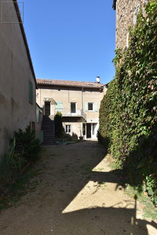 Vente maison / villa Marcilly d'azergues 315000€ - Photo 8