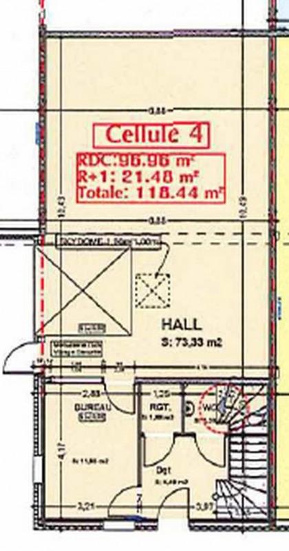 Location Local d'activités / Entrepôt Messein 0