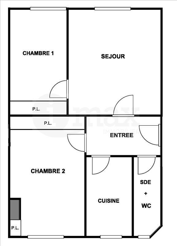 Vente appartement Levallois perret 549000€ - Photo 6