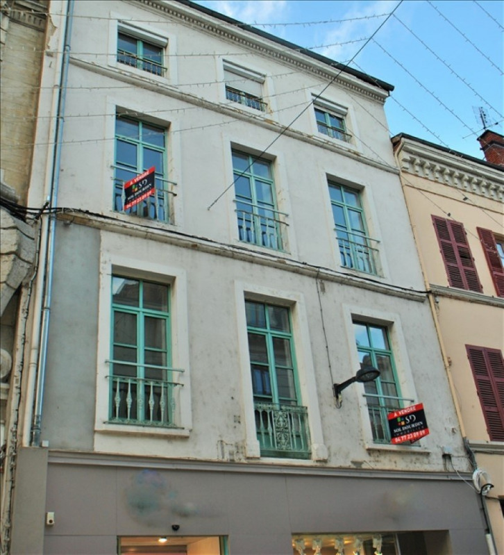 Sale building Roanne 752000€ - Picture 1