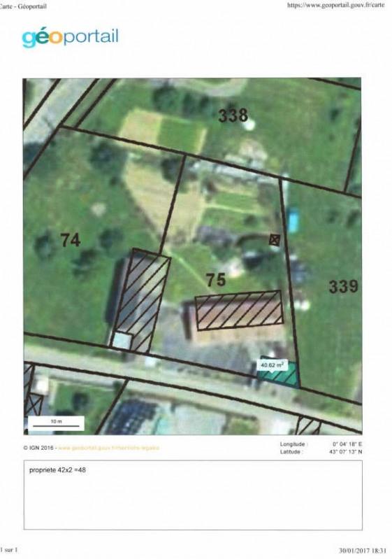Vente maison / villa Bagneres de bigorre 137000€ - Photo 2