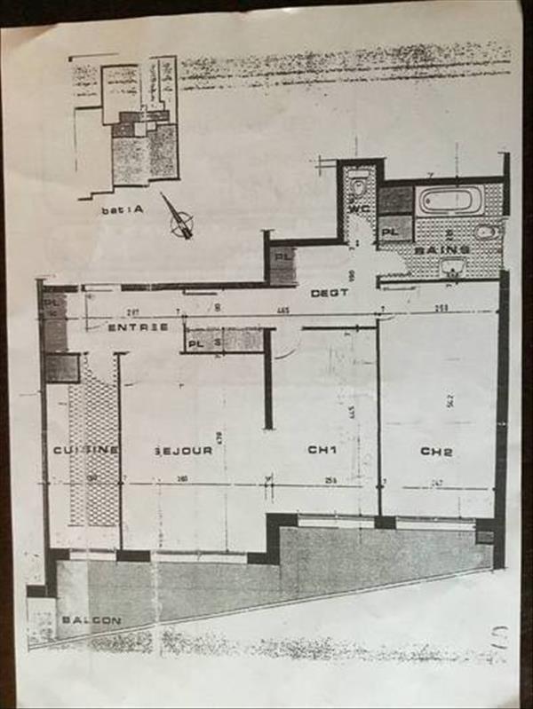 Venta  apartamento Paris 15ème 787500€ - Fotografía 9