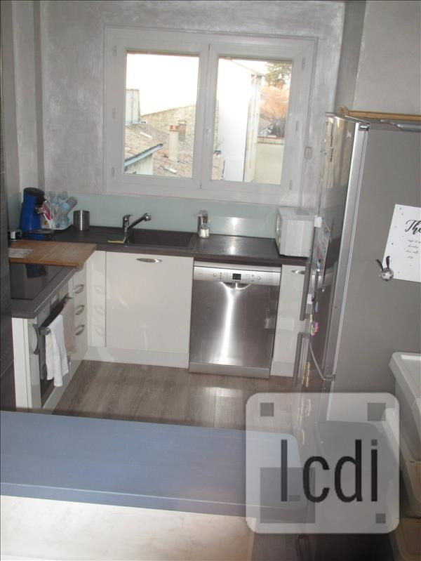 Vente appartement Portes les valence 119 000€ - Photo 2