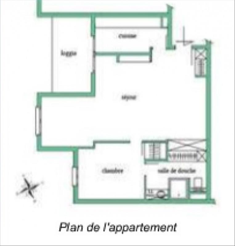 Vente appartement Rueil malmaison 420000€ - Photo 4