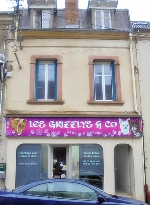 Sale building Raon l etape 71000€ - Picture 1