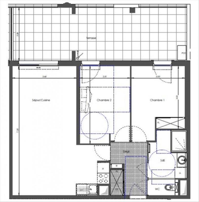 Vente de prestige appartement Bormes les mimosas 340000€ - Photo 2