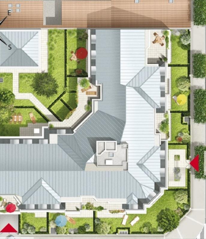 Sale apartment La garenne colombes 292000€ - Picture 3