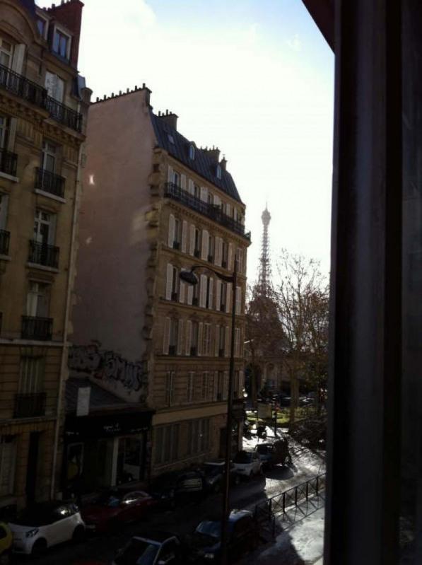 Rental apartment Paris 16ème 1600€ CC - Picture 2