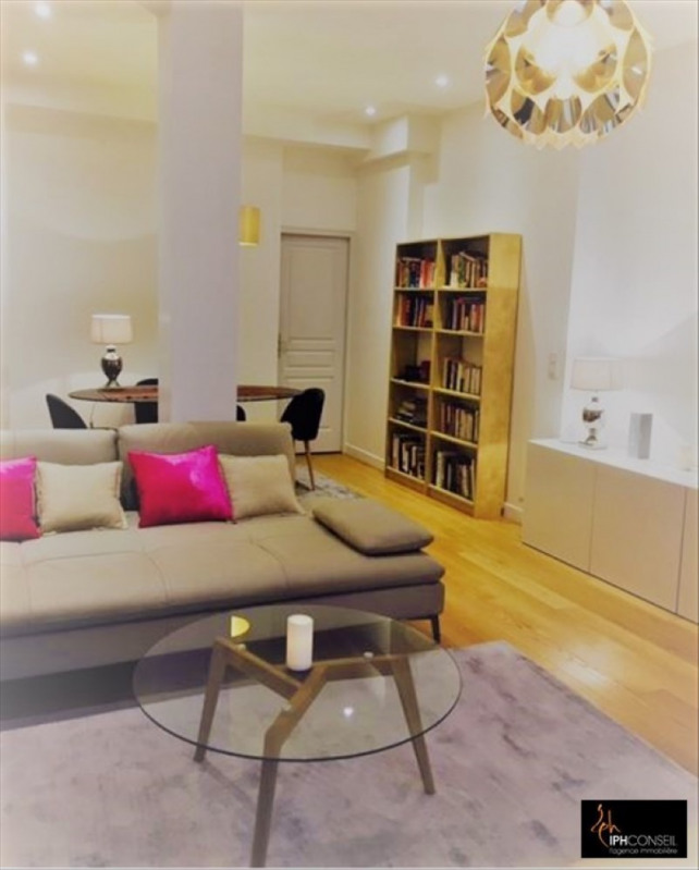 Vente de prestige appartement Neuilly sur seine 689 000€ - Photo 1