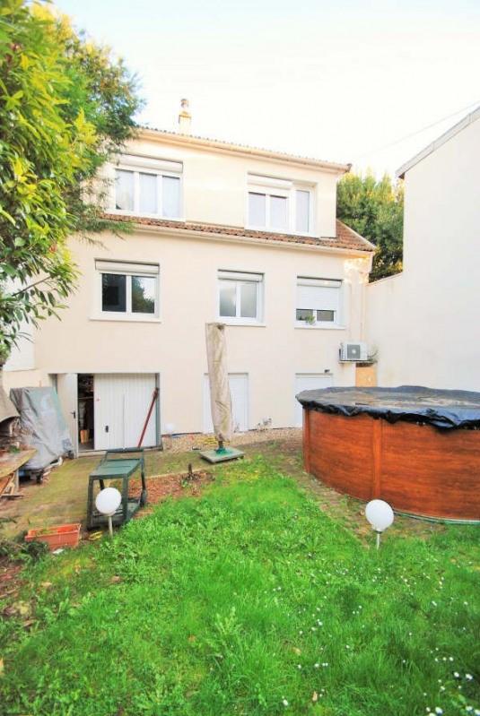 Sale house / villa Bezons 500000€ - Picture 1