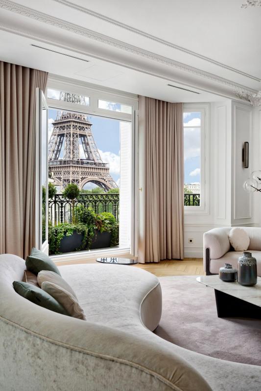 Revenda residencial de prestígio apartamento Paris 16ème 6500000€ - Fotografia 9