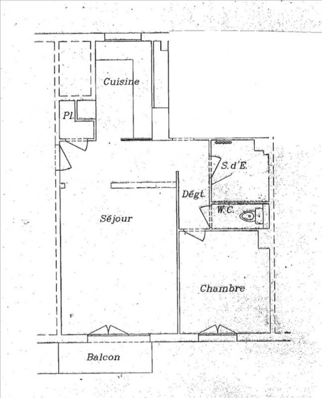 Sale apartment Levallois-perret 365000€ - Picture 8