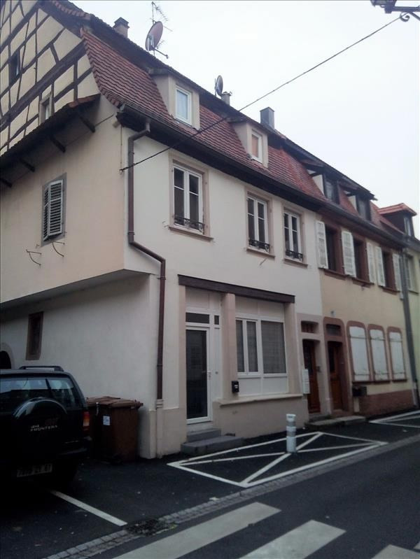 Sale building Wissembourg 187 200€ - Picture 1