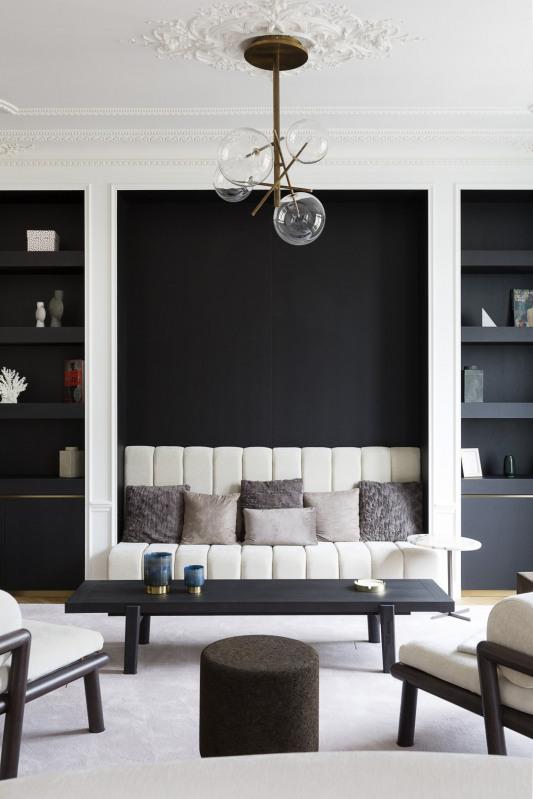 Revenda residencial de prestígio apartamento Paris 16ème 6500000€ - Fotografia 15