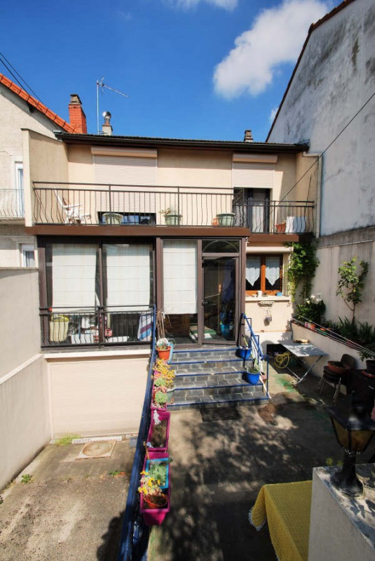 Vente maison / villa Bezons 315 000€ - Photo 1