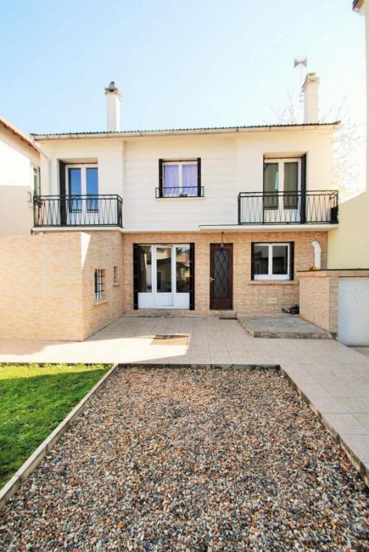 Vente maison / villa Bezons 352000€ - Photo 1