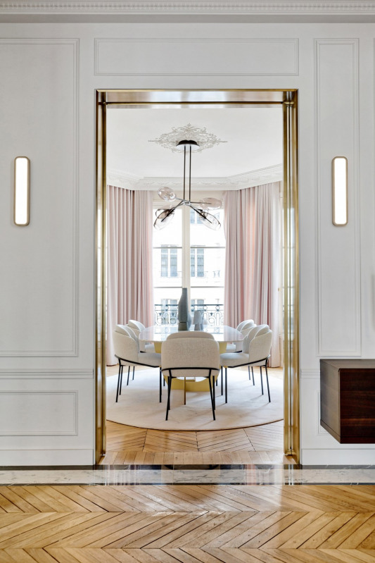 Immobile residenziali di prestigio appartamento Paris 16ème 6500000€ - Fotografia 12