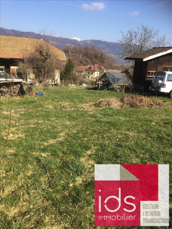 Vente terrain Arvillard 109 000€ - Photo 2