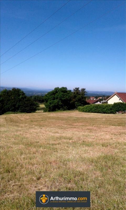 Vente terrain Lhuis 75000€ - Photo 4