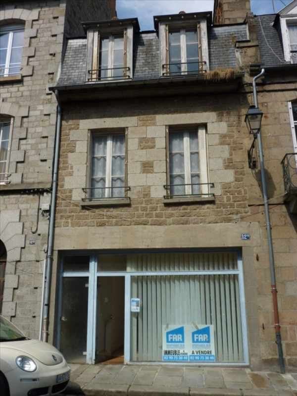 Vente maison / villa Fougeres 75 000€ - Photo 1