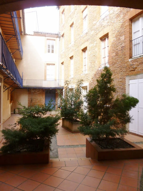 Rental apartment Toulouse 429€ CC - Picture 1