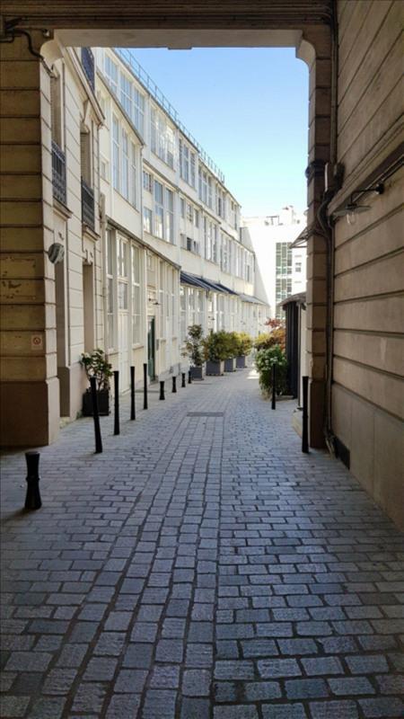 Location parking Paris 16ème 200€ CC - Photo 1