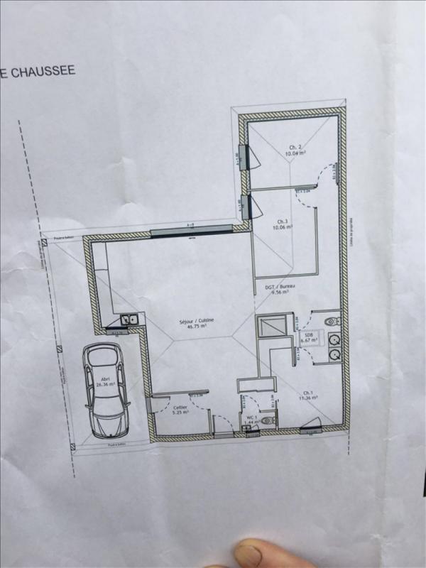 Venta  terreno St cyprien 76000€ - Fotografía 2