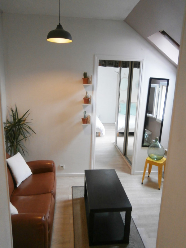 Location appartement Fontainebleau 830€ CC - Photo 1