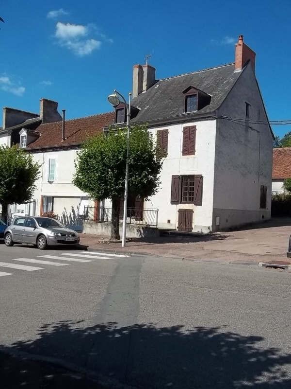 Vente maison / villa Lucenay les aix 64000€ - Photo 2