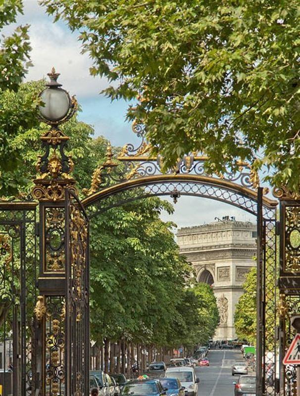 Venta de prestigio  apartamento Paris 8ème 1150000€ - Fotografía 2