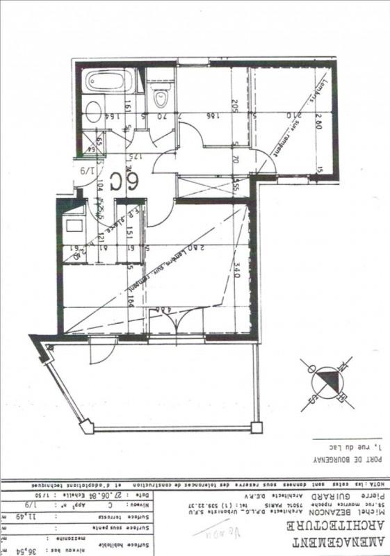 Vente appartement Talmont st hilaire 143500€ - Photo 8