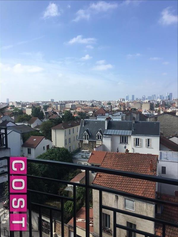 Locação apartamento Asnieres sur seine 1250€ CC - Fotografia 1