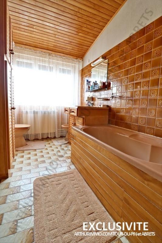 Vente maison / villa La tour du pin 185000€ - Photo 6
