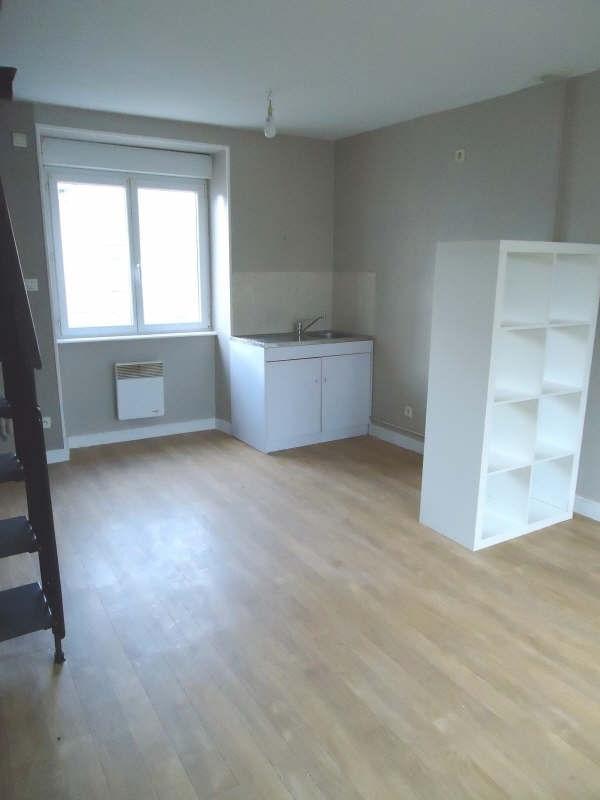 Rental apartment Plabennec 350€cc - Picture 2