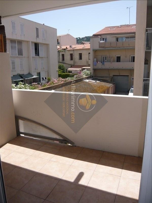 Rental apartment Sete 650€ CC - Picture 1