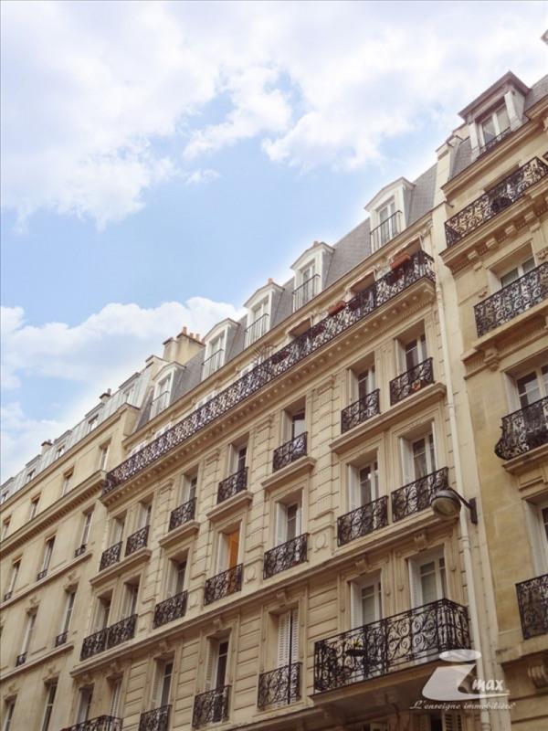 Sale apartment Paris 7ème 80000€ - Picture 2