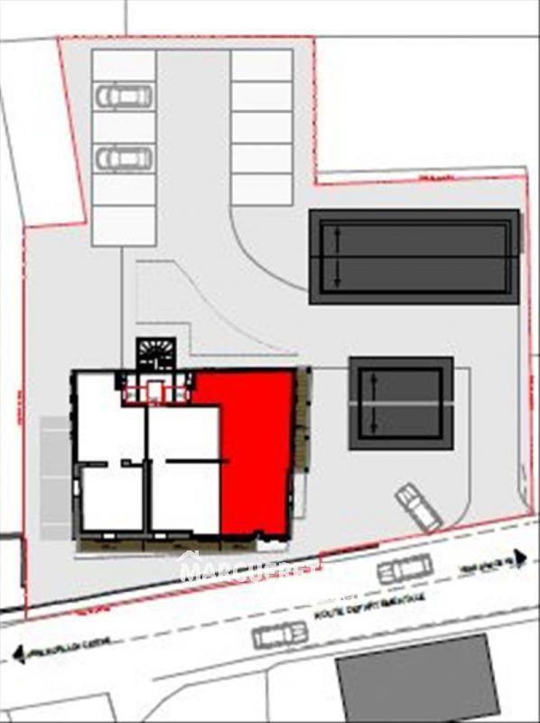 Sale apartment Morillon 300000€ - Picture 3