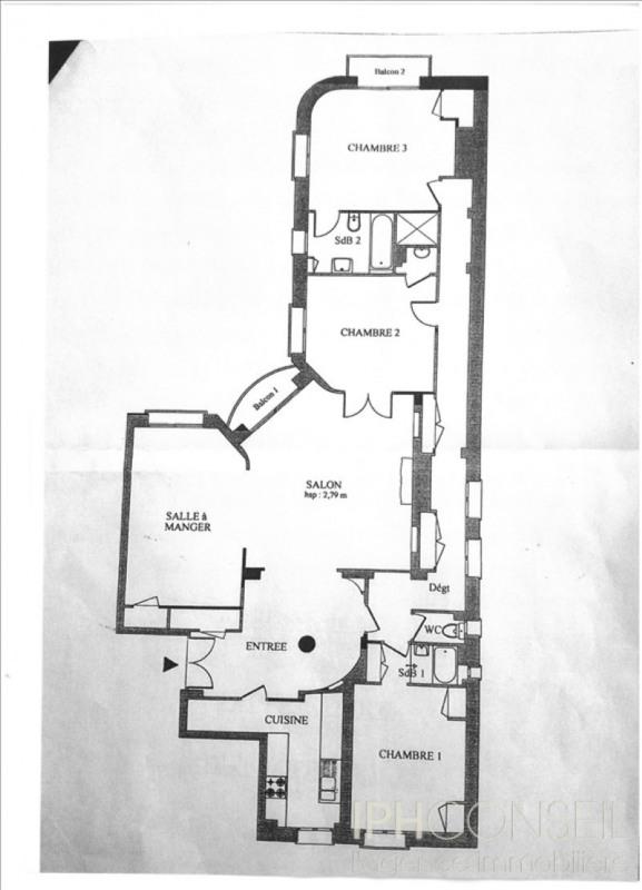 Vente de prestige appartement Neuilly sur seine 1395000€ - Photo 8